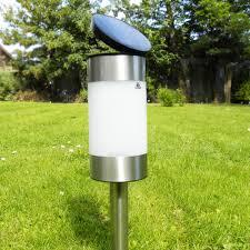solar garden lights powerbee saturn solar powered lamp post uk light 1 lights full size