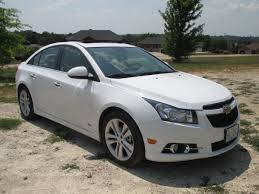 Cruze chevy cruze ltz 2014 : Curbside Rental Service: 2014 Chevrolet Cruze LTZ – This Isn't ...