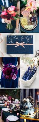 Uncategorized Incredible Winterdding Colors Picture Ideas Stylishdd Blog  Navy Blue Jewel Toned Fall Color Inspiration Uncategorized ...