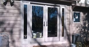patio doors with sidelights on most luxury home designing inspiration door single sidelites that open rustic inter