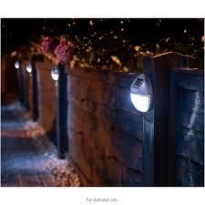 306941 306942 solar fence lights
