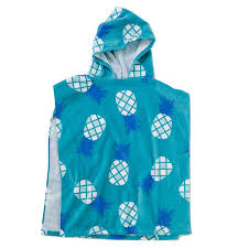 kids hooded beach towels. Adairs Kids - Hooded Pineapple Beach Towel Home \u0026 Gifts Towels Online T