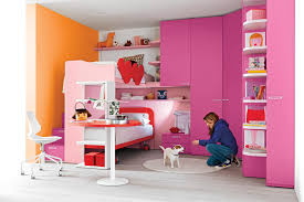Pink And Orange Bedroom Cool Bedroom Designs For Teenage Girls Interior Design Ideas Pink