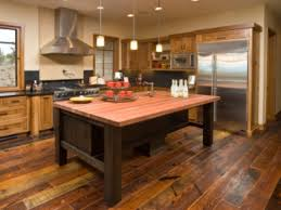 Small Picture Wonderful Rustic Kitchen Island Table