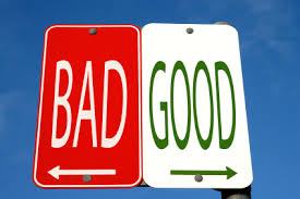 The Good And The Bad In Your Life