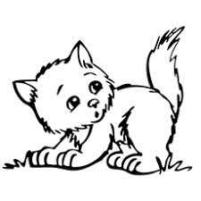 kitten printable coloring pages. Contemporary Pages Thebanjo With Kitten Printable Coloring Pages I