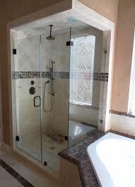 frameless shower door repair