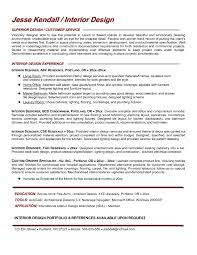 Interior Design Assistant Sample Resume Top Interior Design Resume Sample Decoration Ideas Collection Cool 15