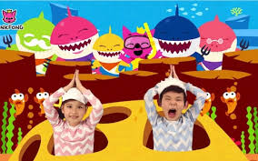Viral Childrens Song Baby Shark Embroiled In Row Over Sexism