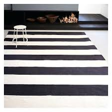 superb brown and white striped rug e1164402 west elm bold stripe cotton rug black a liked on featuring home rugs black black and white stripe rug black