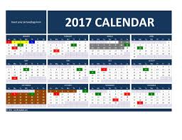 2019 Yearly Calendar Template Exceltemplate Net