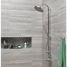Image Wall Tiles Wickes Everest Stone Porcelain Tile 600 300mm Wickes Wickes Everest Stone Porcelain Tile 600 300mm Wickescouk