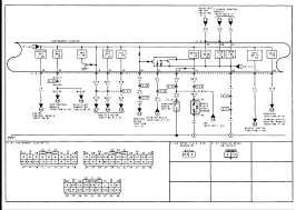mazda millenia i need the wiring diagram for in connector graphic