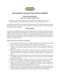 Real Estate Appraiser Cover Letter Sarahepps Com