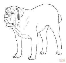 Small Picture English Bulldogs With Puppy Coloring Page Free Printable Bulldog