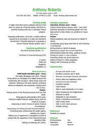 Sample Cv 210 Gambar Sample Resumes Terbaik Resume Examples Free Resume