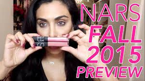nars fall 2016 preview mini makeup tutorial لمحة عن مجموعة نارز لفصل الخريف beautstar