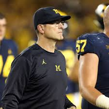 Overhyped Michigan Coach Jim Harbaugh Overshadows Other Big Ten