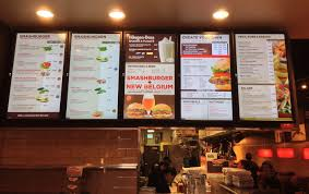 How To Design A Digital Menu Board Menu Board Design 101 Best Practices Tips Tricks