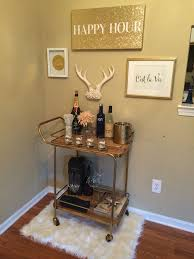 Small Picture Best 25 Bar cart decor ideas only on Pinterest Bar cart styling
