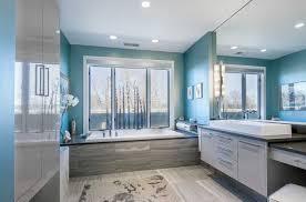 Bathroom Paint Color Gray Tile
