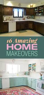 Kitchen Cabinets Repainting 17 Best Ideas About Repainted Kitchen Cabinets On Pinterest Oak