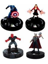 "«<b>Neca Фигурки</b> ""Heroclix Marvel"" Classics Ironman and Black ..."