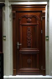 wooden door design. Modern House Door Design Black Wooden