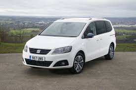 New SEAT Alhambra 2.0 Tdi Cr Ecomotive Se [150] 5Dr Diesel Estate ...