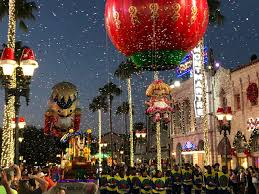 Image result for universal's holiday parade featuring macy's pictures