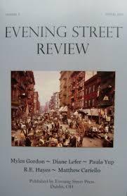 Evening Street Review Number 2: Gordon Grigsby, Myles Gordon, Diane Lefer,  Paula Yup, R E Hayes, Matthew M Cariello, Gordon Grigsby: 9780982010549:  Amazon.com: Books
