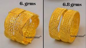 New Latest Gold Bangles Design Latest Gold Bangles Designs With Weight Best Designs In Gold Bangles