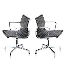ray eames furniture. vitra miniature aluminum group chair by charles and ray eames furniture