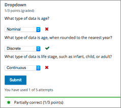10 13 Dropdown Problem Building And Running An Edx Course