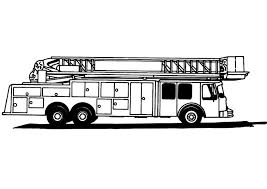 Small Picture Free Printable Fire Truck Coloring Pages For Kids within Fire