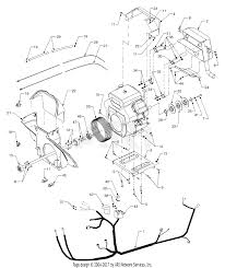 Cub cadet parts diagrams cub cadet 3184 tractor s n 1j310g before 14a 634l100 driveshaft and engine connections