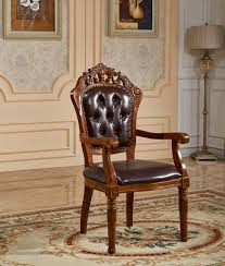 teak wood chairs. Luxury Antique Dining Leather Teak Wood Carving Used Restaurant Chairs N
