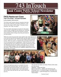 schools newsletter ideas home of mainstreeters homepage