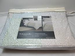 tahari home full queen duvet cover set