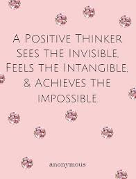 Positive Thinking Quotes Fascinating 48 Most Positive Thinking Quotes With Images EnkiQuotes