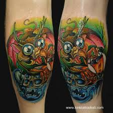 Kink Tattoo Color 34 Bali Tattoo Kuta Price Kink Tattoo Bali
