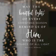 May The Light Of Christmas May The Beautiful Lights Of Every Christmas Season Remind Us
