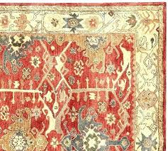 deluxe rug pad pottery barn area rugs style rug pads reviews pad standard review pottery barn