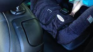bmw 428i with child seat