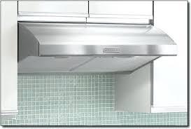 kitchenaid range hood architect series ii convertible stainless steel 36 under cabinet s56