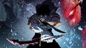 2560x1024 Sung Jin Woo Anime Art ...