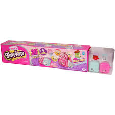 Shopkins Season 5 Mega Pack Best Christmas Gifts For 8 Year Old Girls 2018 - Top Xmas Toys