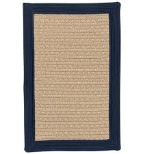 home decorators collection beverly navy 9 ft x 12 ft braided indoor outdoor