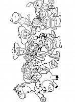 Toy Story Disegni Da Colorare E Stampare Gratis Immagini Per