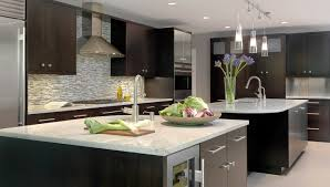 Interiors For Kitchen Kitchen Design Beautiful Kitchen Interior Design Large Square